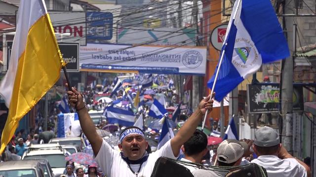 """""""Señor danos la paz"""" un documental galardonado que narra la difícil situación de Iglesi de Nicaragua"""