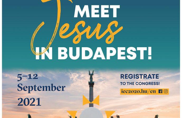 Se prepara el 52º Congreso Eucarístico Internacional  en Hungría