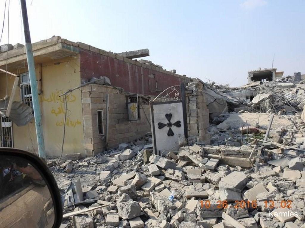 Iraq: Una historia de amor en medio del desastre de la guerra
