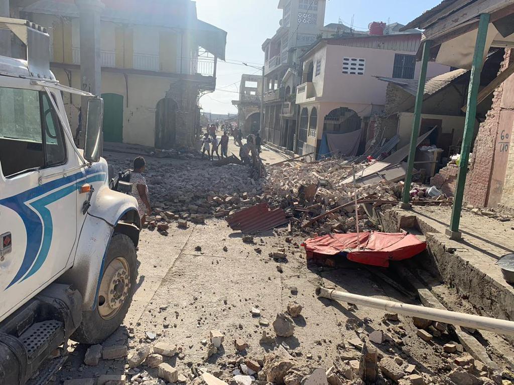 SOS en Haití