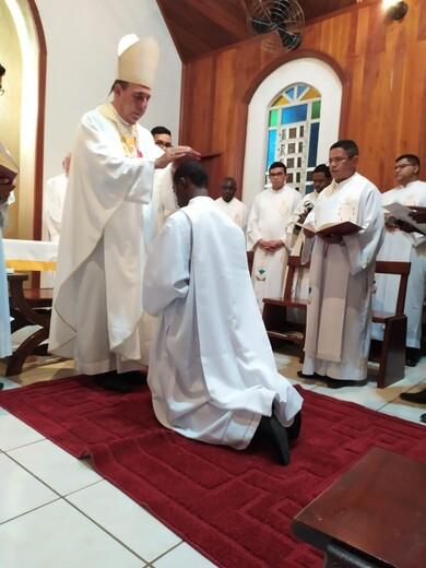 Brasil: formación de 16 futuros sacerdotes