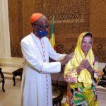 Malí: Religiosa misionera colombiana liberada después de más de cuatro años de cautiverio
